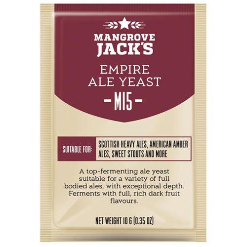Дрожжи Mangrove Jack's M15 Empire Ale